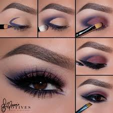 smokey cat eye makeup tutorial pictures