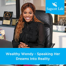 Wendy Wallace envisioned herself on the... - Sagicor Group Jamaica |  Facebook