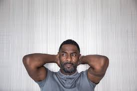 You Have Idris Elba's Full Attention - The New York Times