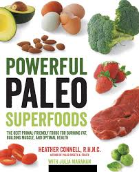 Powerful Paleo Superfoods - Heather Connell and Julia Maranan -  9781592335978 - Murdoch books