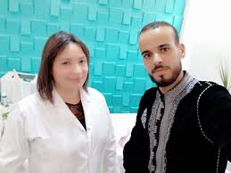 شاهد بالصور الدكتورة زينب السويطي تفتتح بآسفي عيادتها الطبية