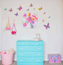 Butterfly Wall Decals Butterfly Bedroom Ideas The Naptime Reviewer