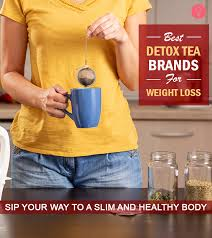 10 best detox teas to lose weight