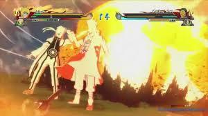 Naruto Minato Team Ultimate Jutsu - Naruto Shippuden Ultimate ...