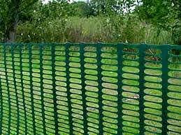 Windbreak Mesh Is Made From High Density Polyethylene For Use