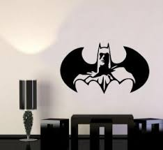 Batman Decal Wall Stickers Buy Online Wallpaper Decals At Best Prices In Egypt Souq Com