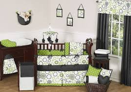 great green baby bedding sets ideas
