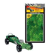 Pine Car Pinewood Derby Gator Custom Body Skin Pinewood Derby Decal And Finishing P3979