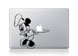 Mac Decal Disney Minnie Mouse Laptop Sticker Skin Wall Stickers Sfhs Org