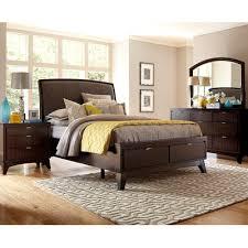 denmark sleigh bedroom set size