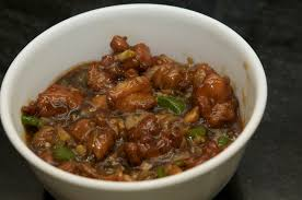 Chinese Chicken with Oyster Sauce