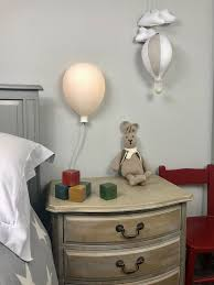 Balloon Wall Light Up Up And Away White Rabbit England Childrens Lighting Kids Lamps Baby Gifts And Nursery Interiors