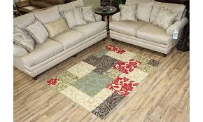 area rug slip skid resistant rubber