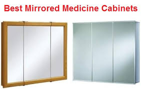 top 15 best mirrored medicine cabinets