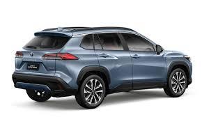 สเปก Toyota Corolla CROSS 2020 ใหม่ ทั้ง 4 รุ่นย่อย ราคาเริ่ม ...