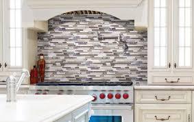 bliss glass stone linear blend mosaics