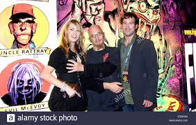 Director Adam Gierasch and Guests attends Frightfest 2009 at the ...