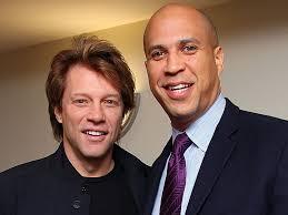 Jon Bon Jovi sent out the fundraising email for Senator Cory ...