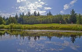 Myrtle Point Golf Course, Powell River, BC - Sunshine Coast Tourism