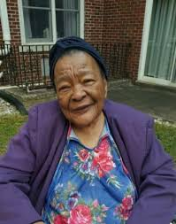 Obituary for Hilda Holmes | Lewis M. Hunt-Irving Funeral Home Inc.