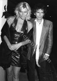 Keith Richards & Patti Hansen | Keith richards, Patti hansen ...