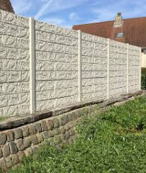 Concrete Fence Panels Advantages Possibilities Prices