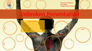 Unbroken Presentation by Stephen Woodcock on Prezi Next