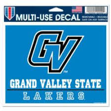 Grand Valley State Lakers Stickers Decals Bumper Stickers