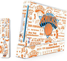 Amazon Com Skinit Decal Gaming Skin Compatible With Wii Includes 1 Controller Officially Licensed Nba Ny Knicks Historic Blast Design Electronics