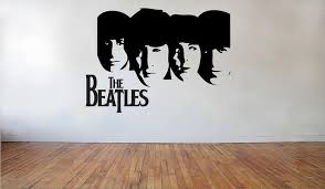 The Beatles Wall Art Decal Wall Decal Wall Art Decal Sticker