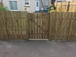 Fencing Fence Rails Slats Timber Fence Posts Edinburgh