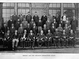 The Inventors or Muckers Who Worked for Thomas Edison