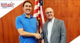 Graham County Supervisor Danny Smith endorses Nolan Reidhead for Congress –  The Gila Herald