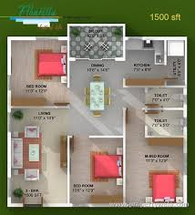 house designs india 1500 sq ft