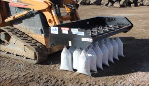 sandmaster attachment for ctls skid