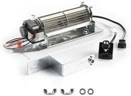gz550 fireplace blower kit for