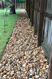 Gravel Along Fence Line Google Search In 2020 Backyard Boho Room Decor Landscape