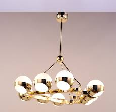 modern art antique lighting pendants