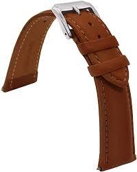 band strap black brown 18mm 19mm 20mm