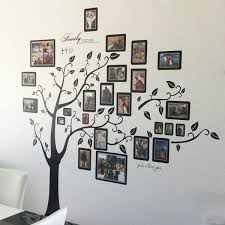 Vinyl Wall Decal Family Trees Are Ready Fodeez Frames