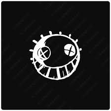 Junkrat Face Spray Overwatch Logo Symbol Avatar Vinyl Decal Etsy