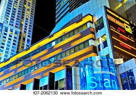 time square broadway morgan stanley building stock quotes