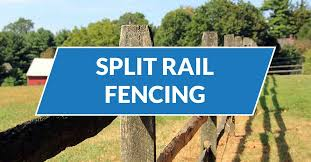 Best Quality Split Rail Fences By Atlantic Fence Supply Huge Inventory