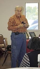 Harrison County retired teachers hear program on antiques   News    marshallnewsmessenger.com
