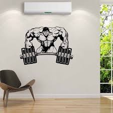 Hulk Movie Hreo Home Decal Wall Sticker For Kids Room Decor Child Boy Birthday Festival Gifts Wish