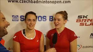 CHLOE BIRCH & LAUREN SMITH (ENG) - WD Champions Czech Open 2018 - YouTube