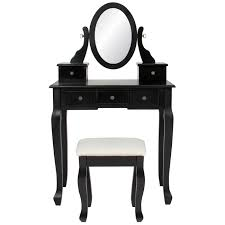vanity table set jewelry armoire makeup