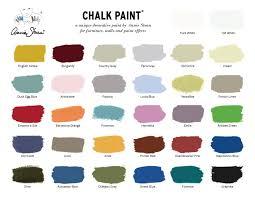 annie sloan paint color combinations