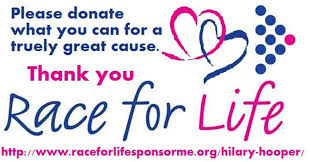 Hilary Marshall is fundraising for Cancer Research UK