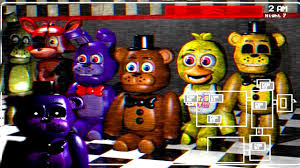 five nights at freddy s all plushies